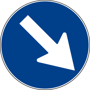 Italian Driving - Traffic Sign