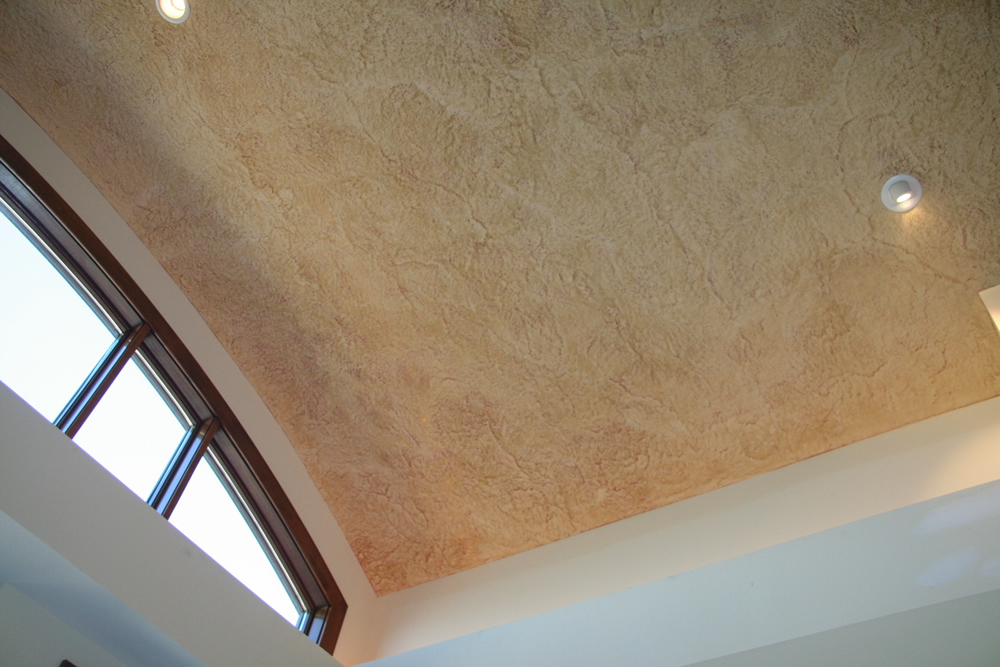 Mantovano Barrel Ceiling