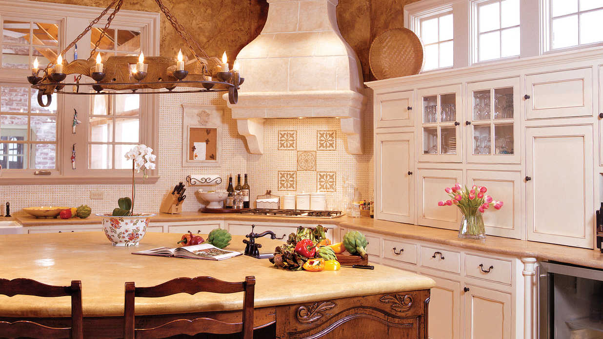 Venetian Plaster Project Southern Living Magazine