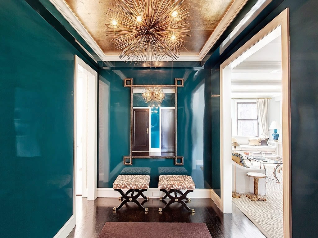 Stay cool with real venetian plaster