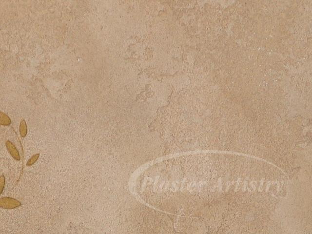 Rustic Venetian Plaster Photo